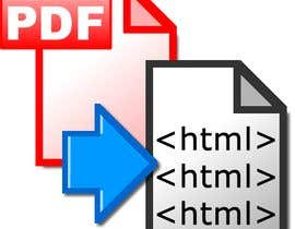 #41 for any pdf file to html by amir499