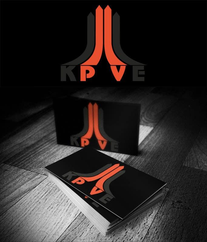 Kilpailutyö #                                        1                                      kilpailussa                                         Logo Design for Kappatos Productions and Video Entertainment (KPVE)