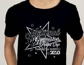 #173 for gymnastics event shirt design by mdyounus19
