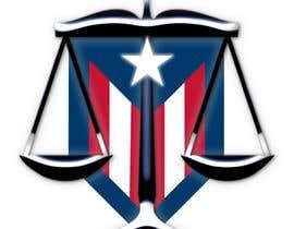 #163 untuk Design a Logo for AbogadosEnPuertoRico dot com oleh hyroglifbeats