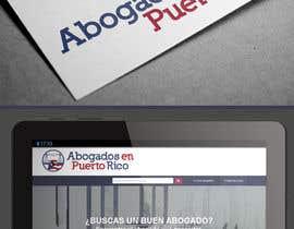 #180 untuk Design a Logo for AbogadosEnPuertoRico dot com oleh mariacastillo67