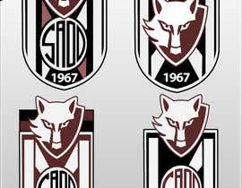 nº 336 pour Logo Design for Sports soccer  Club par magnefeco