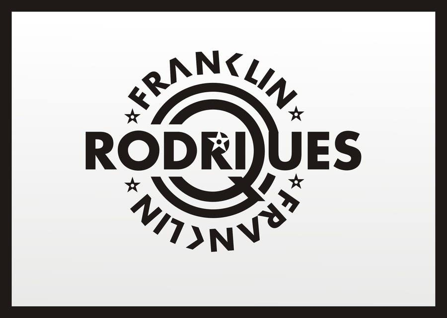 Konkurrenceindlæg #8 for Logo Design for dj franklin rodriques