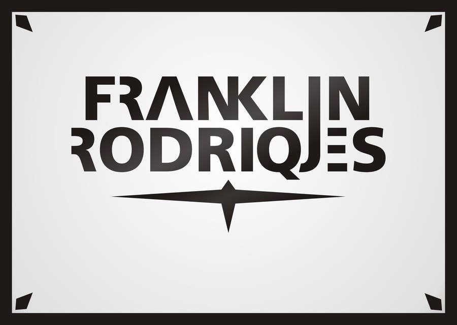 Penyertaan Peraduan #12 untuk Logo Design for dj franklin rodriques