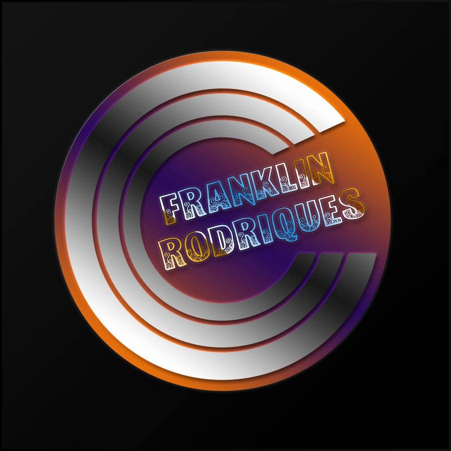 Penyertaan Peraduan #11 untuk Logo Design for dj franklin rodriques
