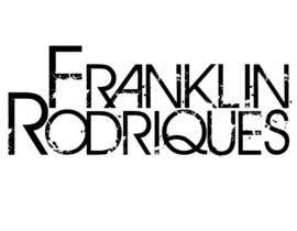 #16 para Logo Design for dj franklin rodriques por StopherJJ