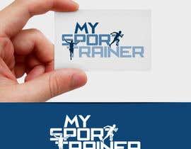 nº 40 pour Concevez un logo for Mysporttrainer par mariacastillo67