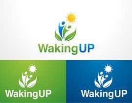 nº 33 pour LOGO representing 'waking up', 'awareness', 'knowledge' for humanitarian adventure par OneTeN110