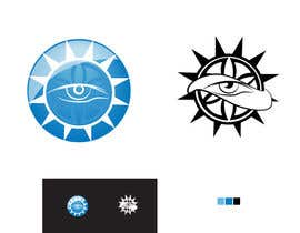 #22 for LOGO representing 'waking up', 'awareness', 'knowledge' for humanitarian adventure by razvansichim
