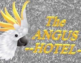 amasuilam tarafından Create The Angus Hotel Logo için no 598