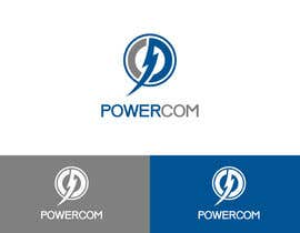 """#11 cho Design a Logo for """"PowerCom bởi pkapil"""