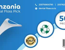 #2 para Create label for dental floss box por cp9266