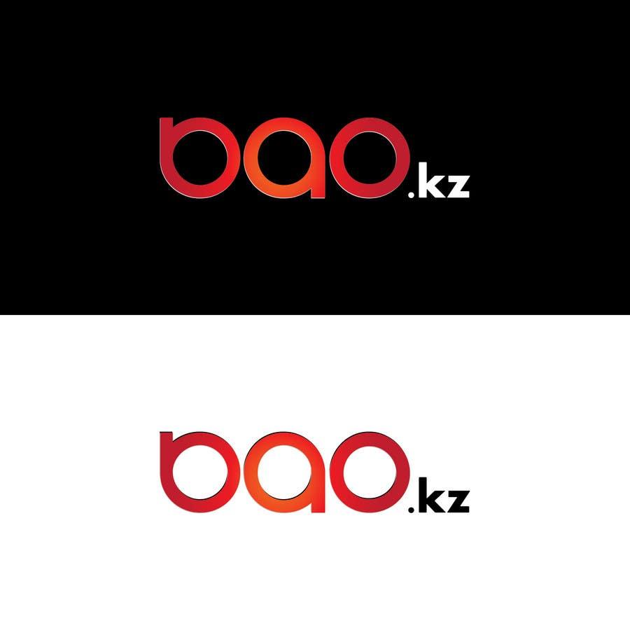 Inscrição nº                                         365                                      do Concurso para                                         Logo Design for www.bao.kz