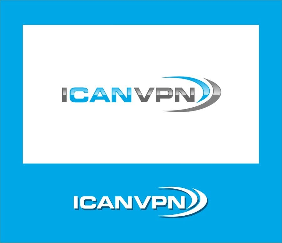 Proposition n°                                        20                                      du concours                                         Logo for the private networking service