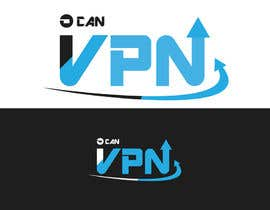 nº 28 pour Logo for the private networking service par krizdeocampo0913