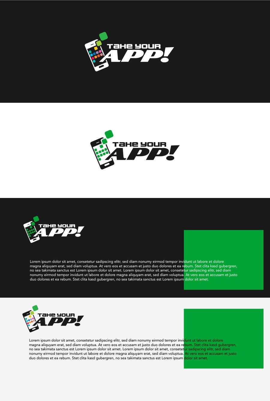 #545 for Logo Design for App Builder Service by paxslg