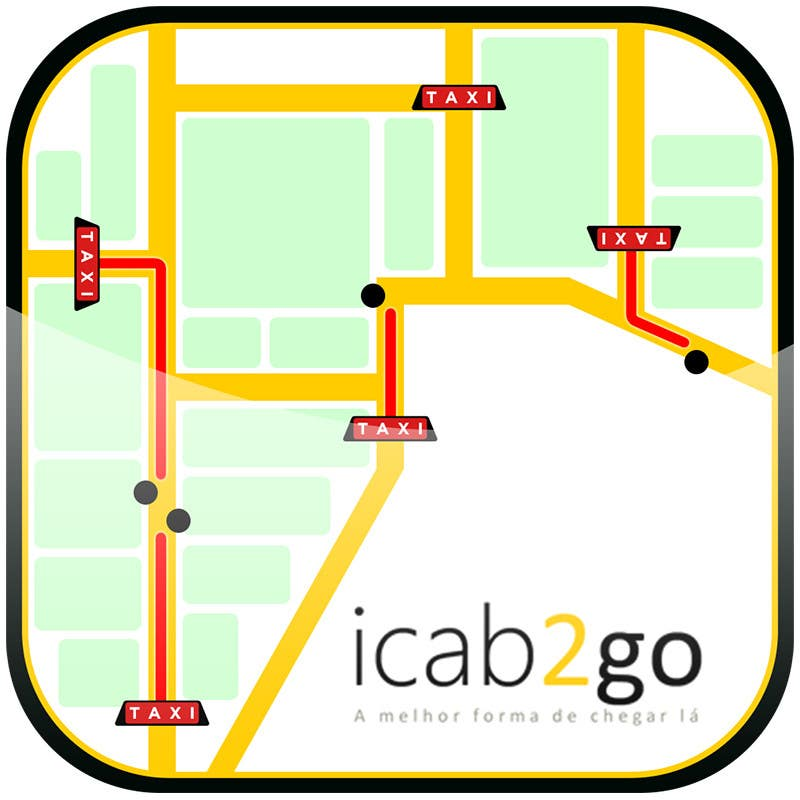 Proposition n°4 du concours Icon or Button Design for icab2go
