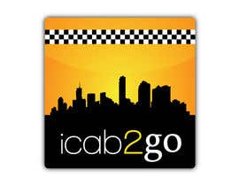 nº 25 pour Icon or Button Design for icab2go par Blissikins