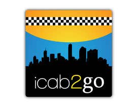 nº 26 pour Icon or Button Design for icab2go par Blissikins