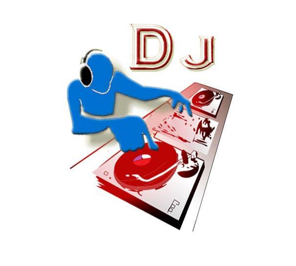 Penyertaan Peraduan #30 untuk Logo Design for DJ