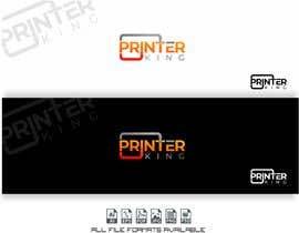 "#213 for Design Logo for my company ""printerking"" by alejandrorosario"