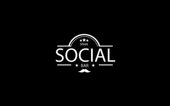 Entry 11 By Mahin500 For I Need A Logo Designer For A Bar And Social Club Freelancer