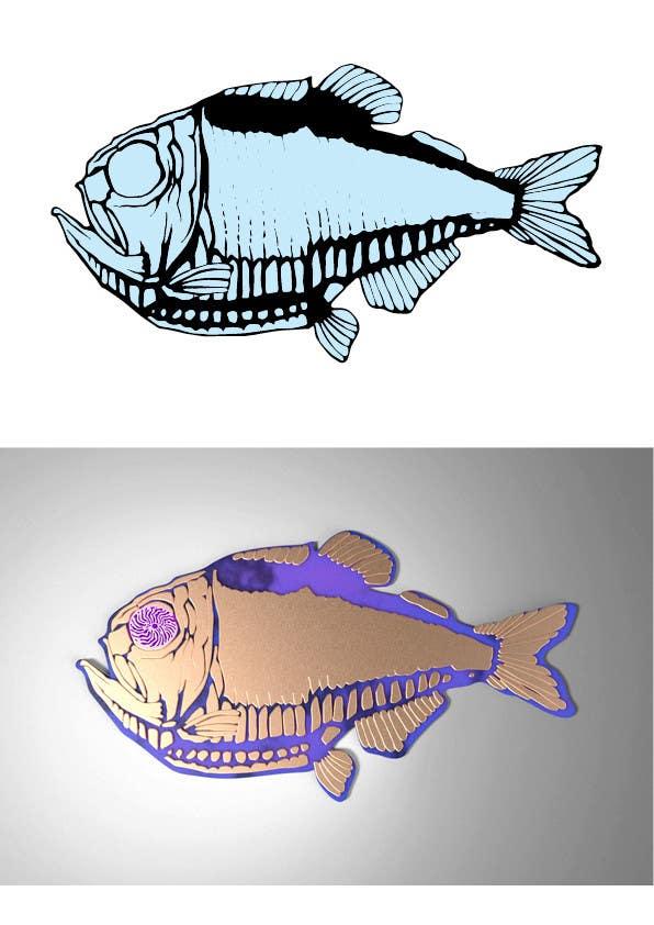Inscrição nº                                         1                                      do Concurso para                                         Graphic Design for Pirranha.com