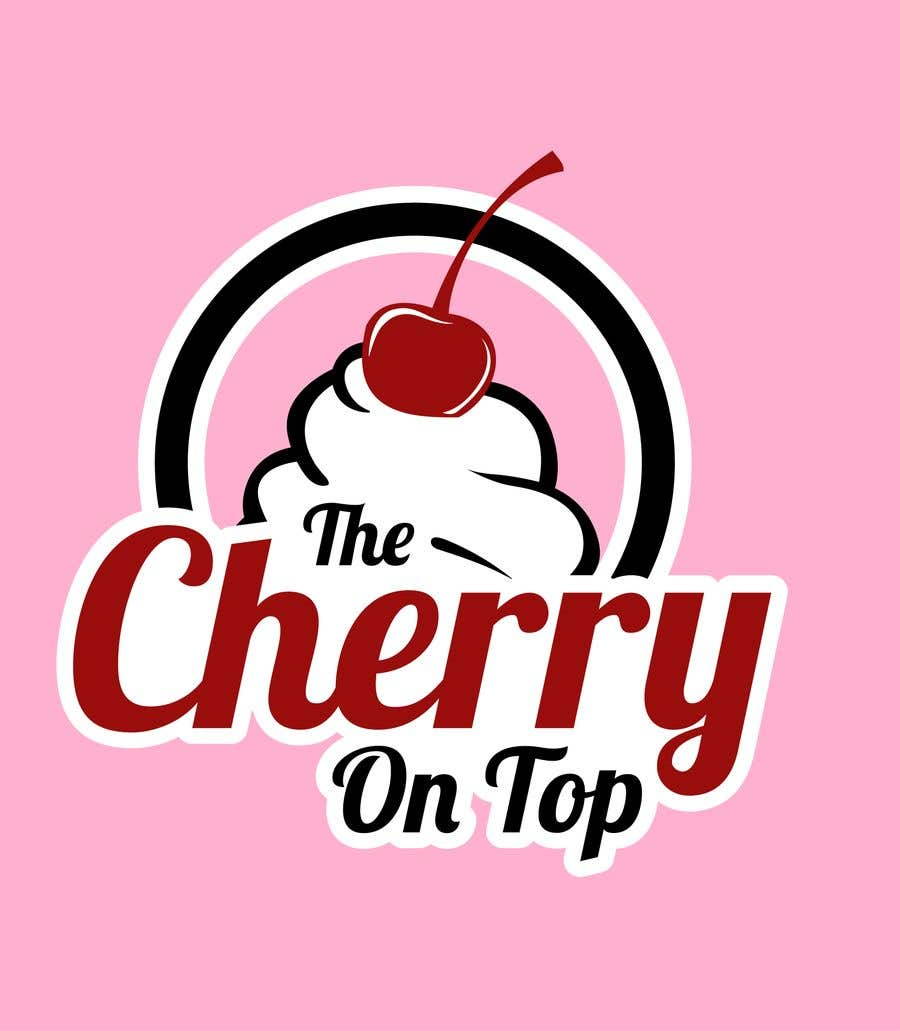Entry #55 by nubelo_N6IErUBM for The Cherry On Top Logo | Freelancer