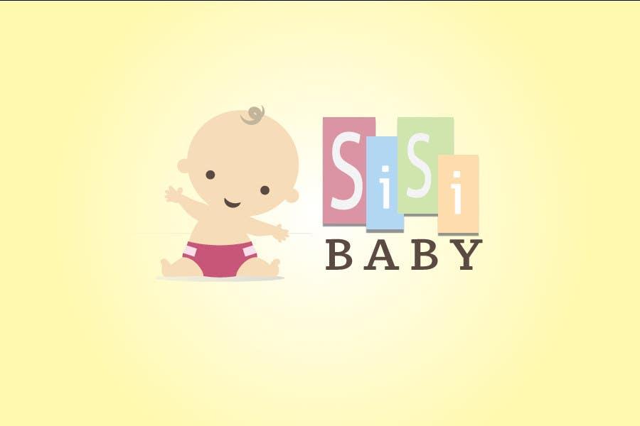 Bài tham dự cuộc thi #                                        26                                      cho                                         SisiBabyCare - logo refreshment