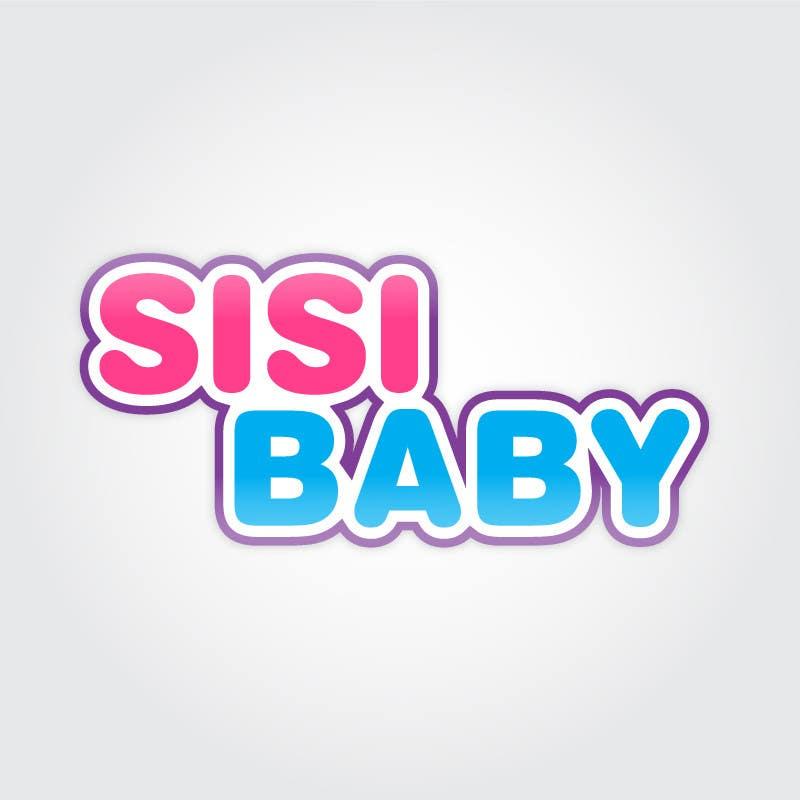 Bài tham dự cuộc thi #                                        68                                      cho                                         SisiBabyCare - logo refreshment