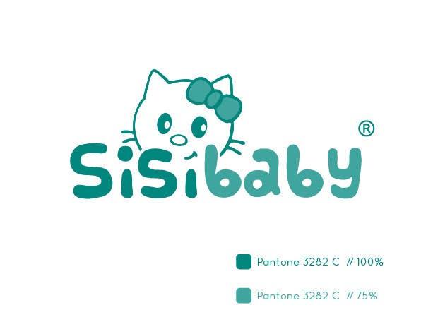 Bài tham dự cuộc thi #                                        69                                      cho                                         SisiBabyCare - logo refreshment