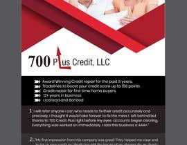#90 cho New Flyer Design for Credit Repair bởi freelancershant2
