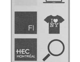 #73 cho Create iPhone Case design for my University bởi arunkc