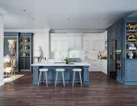 #14 for Kitchen/Dining Room Remodel af thewind154