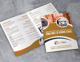 #12 for brochure- promoting a new service by nak576969a6e7ffb
