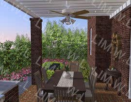 nº 6 pour Redesign Outdoor Kitchen- Extend Covered Patio-Landscape Redesign. par weelin1986