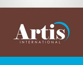 #45 para Logo and Business Card Design for Artis International por akshavi