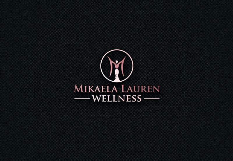 """Konkurrenceindlæg #                                        178                                      for                                         Logo for """"Mikaela Lauren Wellness"""""""