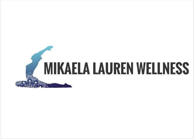 "Participación en el concurso Nro.200 para Logo for ""Mikaela Lauren Wellness"""