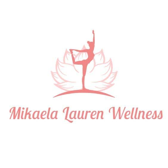 "Konkurrenceindlæg #                                        203                                      for                                         Logo for ""Mikaela Lauren Wellness"""
