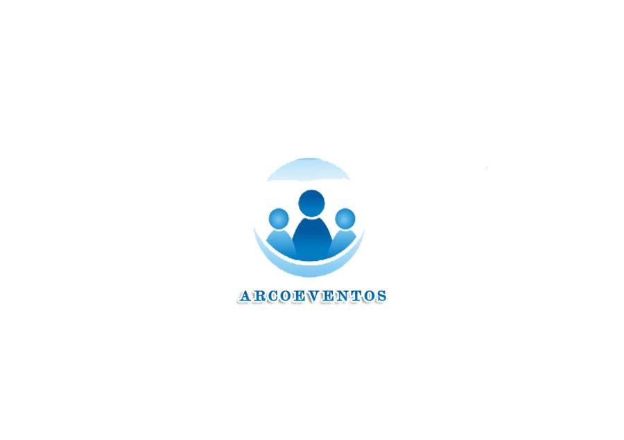 Kilpailutyö #                                        4                                      kilpailussa                                         Logo Design for ArcoEventos.com