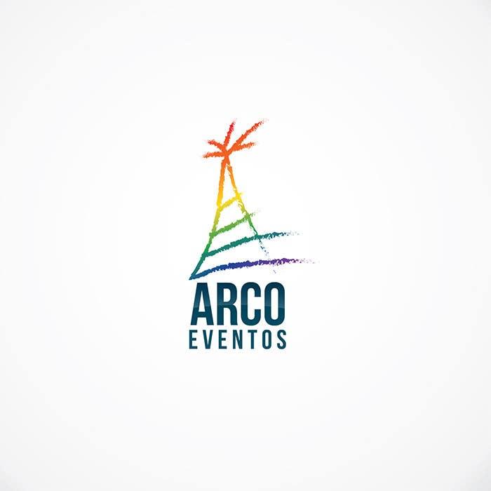 Kilpailutyö #                                        27                                      kilpailussa                                         Logo Design for ArcoEventos.com
