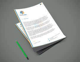 #356 for Design a Company Letterhead by taufiqsky1