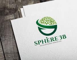 nº 70 pour Trouver un logo pour : Sphère 3B par Anthuanet