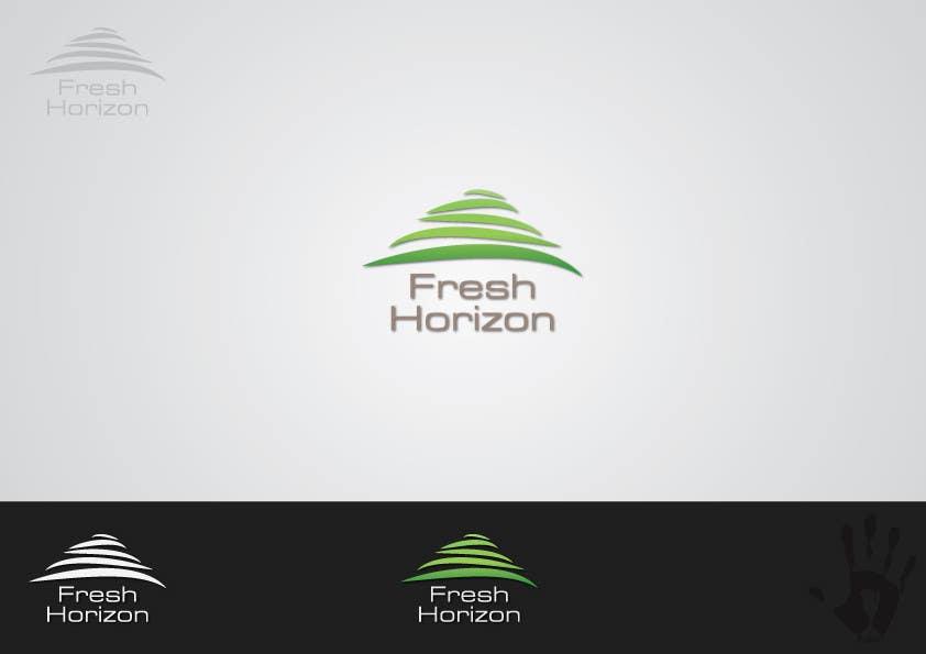 Inscrição nº                                         25                                      do Concurso para                                         Logo Design for nutritional products called Fresh Horizon