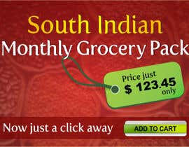 #77 for Banner Ad Design for www.gr8mart.com af nikhil012