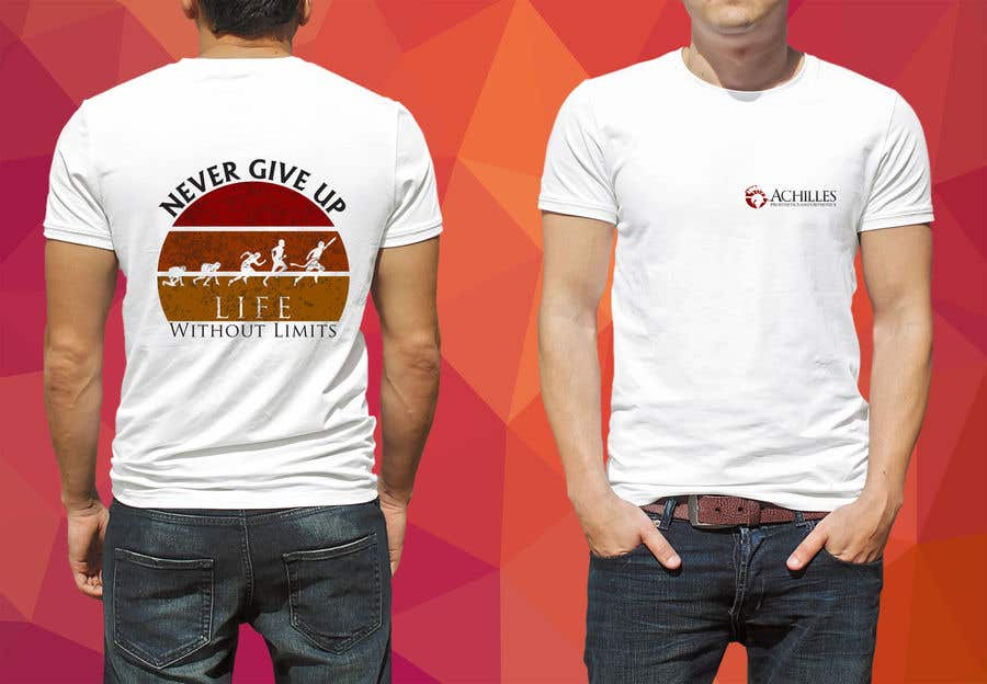 Конкурсная заявка №                                        74                                      для                                         T-Shirt Design - 10/01/2020 19:53 EST