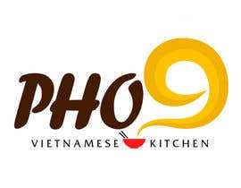 "#65 for Design a Logo for a Vietnamese Kitchen Restaurant ""Pho Nine"" by Chaddict"
