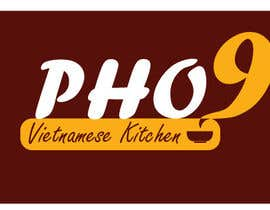 "#60 for Design a Logo for a Vietnamese Kitchen Restaurant ""Pho Nine"" by cuongdesign88"