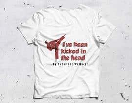 #18 untuk tee shirt design oleh jaybakraniya2424